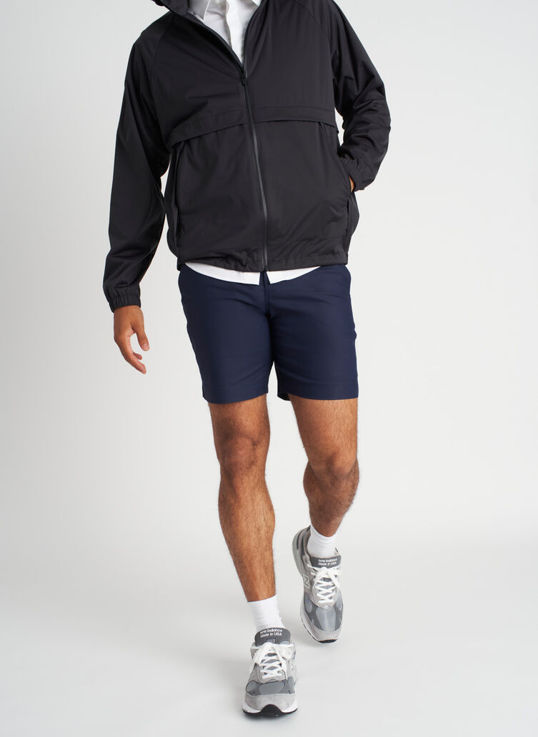 Full Potential Shorts 8 Inches, Dark Navy | Kit and Ace