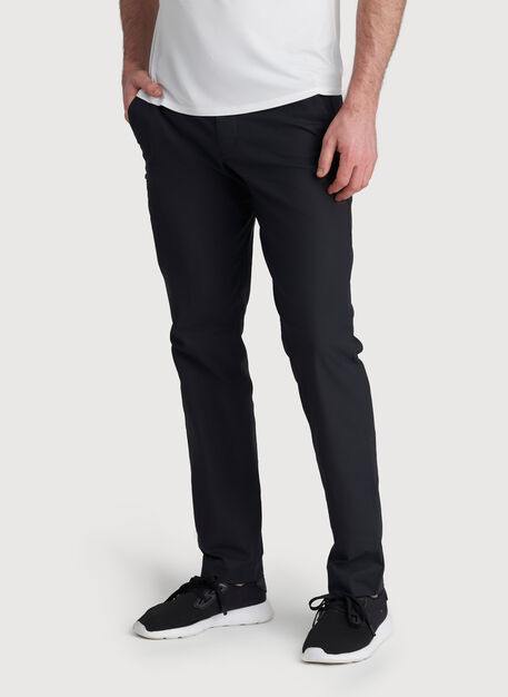 In Transit Pant, Black | Kit and Ace