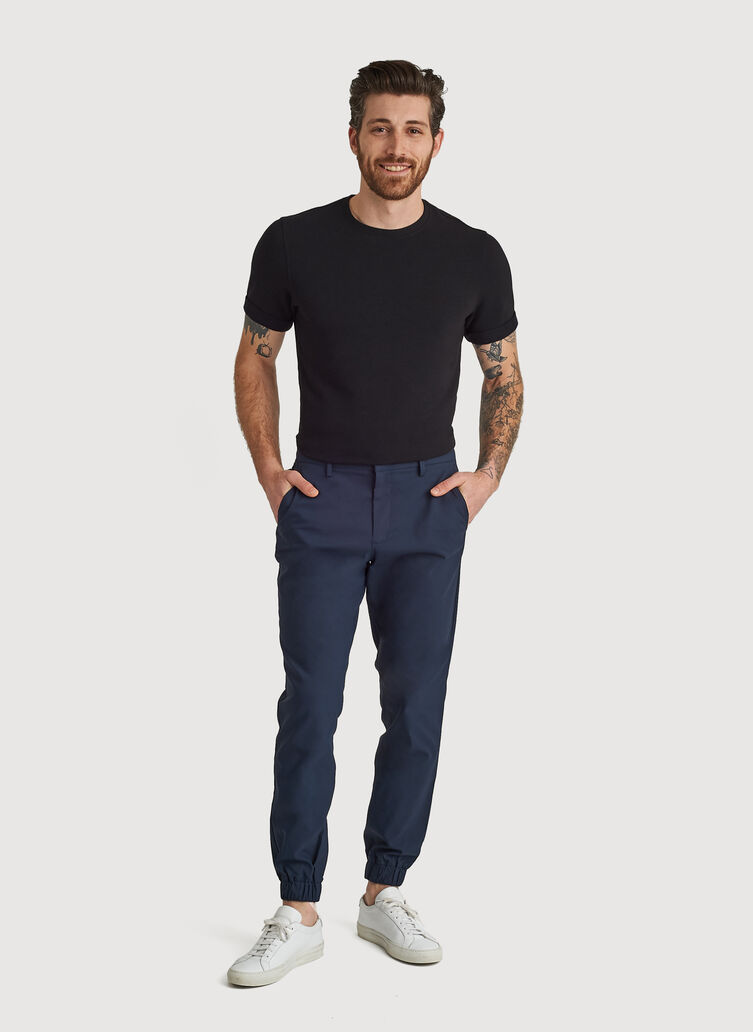 Navigator Commute Jogger Slim Fit,  | Kit and Ace
