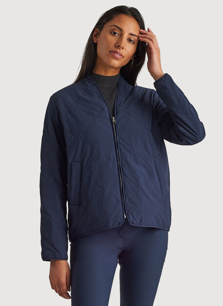 Cruising Jacket, DK Navy | Kit and Ace