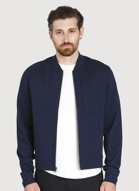 Comfort Bomber, HTHR DK Navy | Kit and Ace