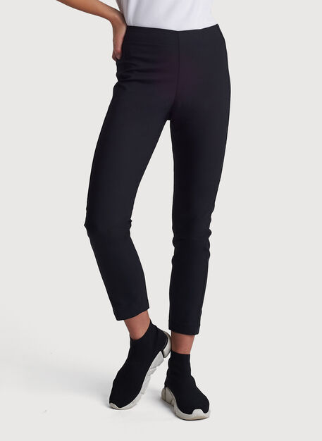 Navigator Classic Ankle Pant, BLACK | Kit and Ace