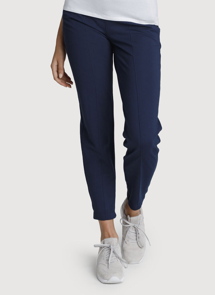 On Repeat Trouser *Light, Deep Navy | Kit and Ace