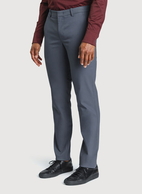 Navigator Commute Pant Standard Fit, Cove Grey | Kit and Ace