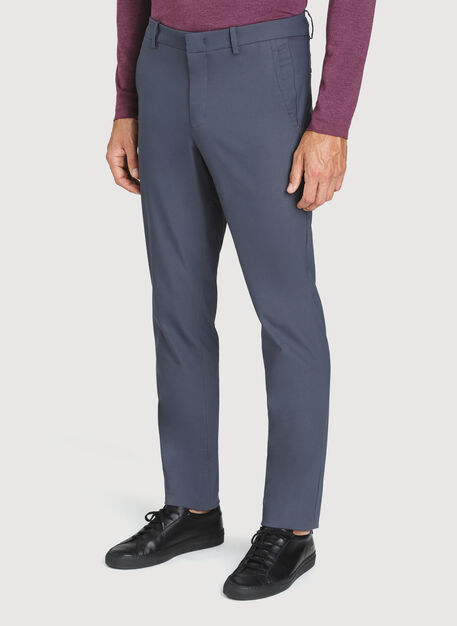 Commute Pant Standard Fit, Cove Grey | Kit and Ace