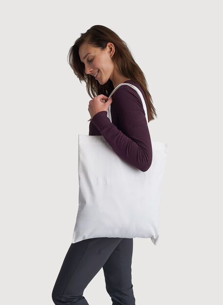 Tote Bag, Bone White | Kit and Ace