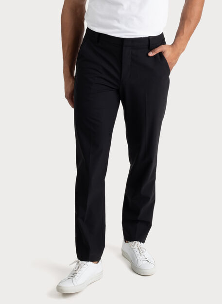 The Main Trouser, BLACK | Kit and Ace