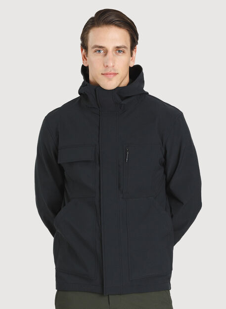 Two Wheeler Jacket, BLACK | Kit and Ace