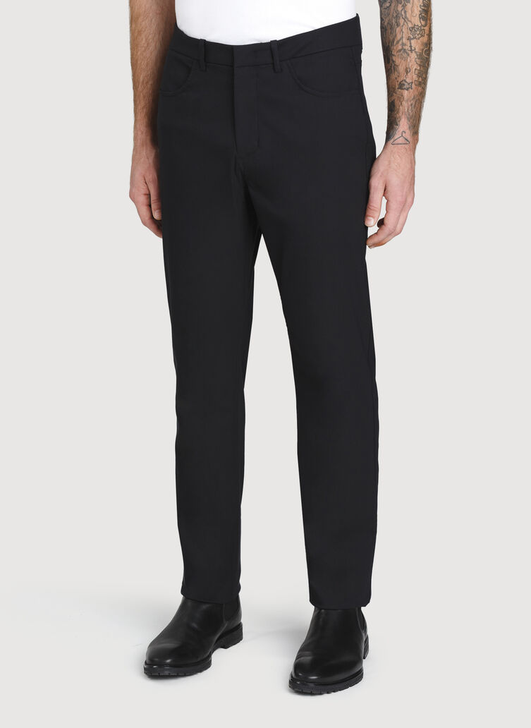 5 Pocket Pant, BLACK | Kit and Ace