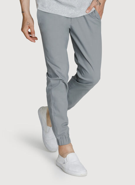 Navigator Stretch Jogger 3.0, Steel Grey | Kit and Ace