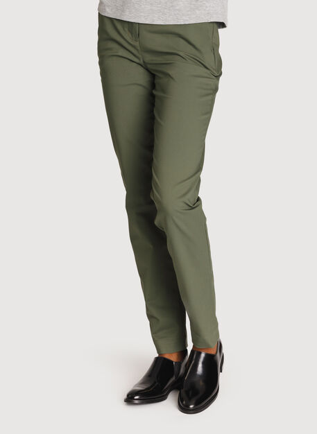 Womens Navigator Stretch Trouser, Field | Kit and Ace