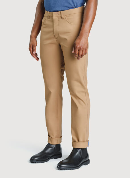 Navigator 5 Pocket Commute Pant, Toffee   Kit and Ace