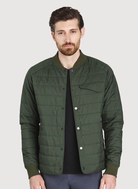 Gear Up Jacket, Deep Forest | Kit and Ace