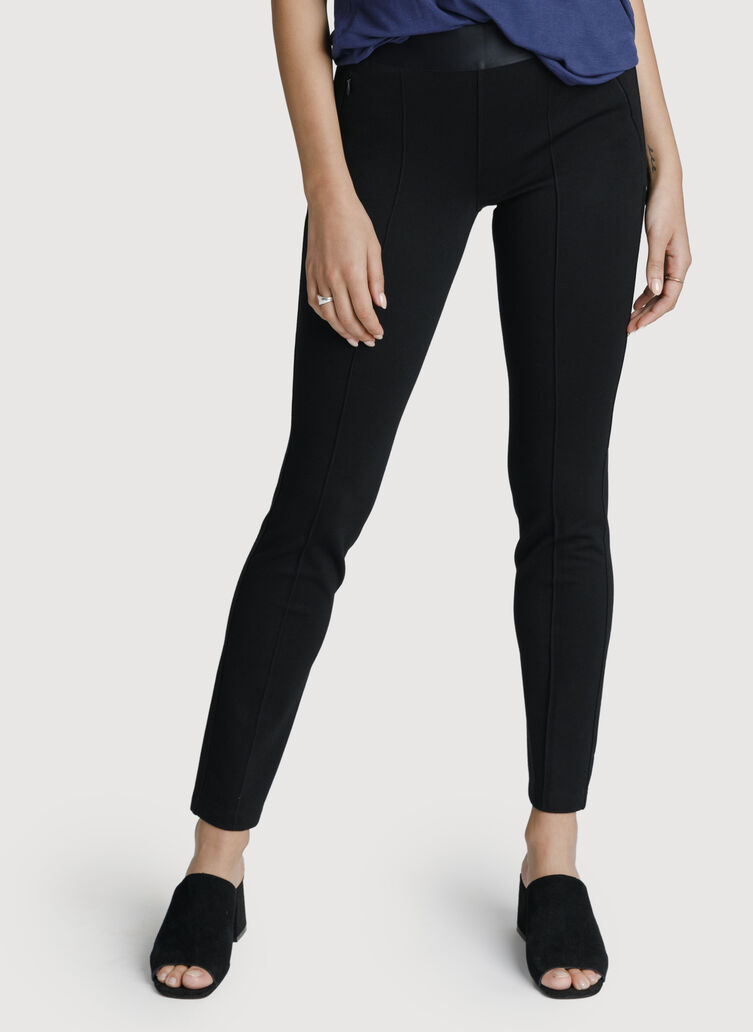 Pencil Me in Legging *Light, BLACK | Kit and Ace