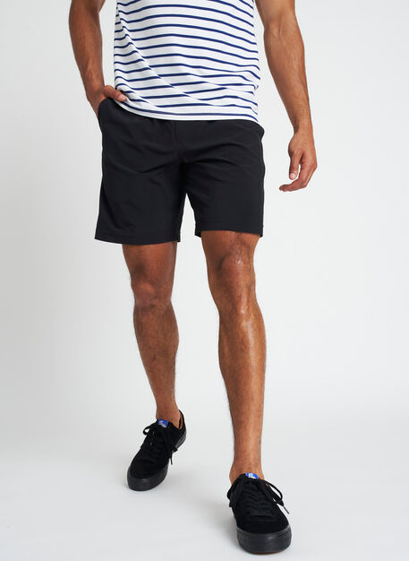 Active Shorts, Black | Kit and Ace