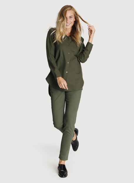 Button Up Blouse, Field   Kit and Ace