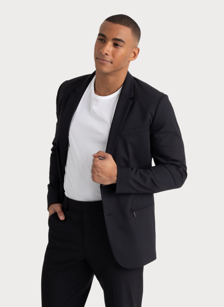 Navigator Stretch Blazer 2.0, BLACK | Kit and Ace