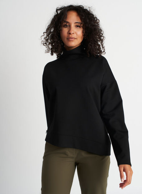 Serenity Pullover, Black | Kit and Ace