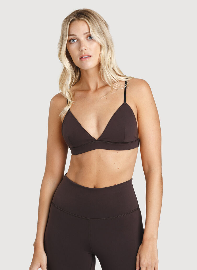 The Base Bralette, After Dark | Kit and Ace