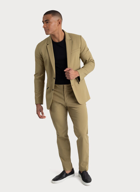 Navigator Stretch Blazer 2.0, Olive Moss | Kit and Ace