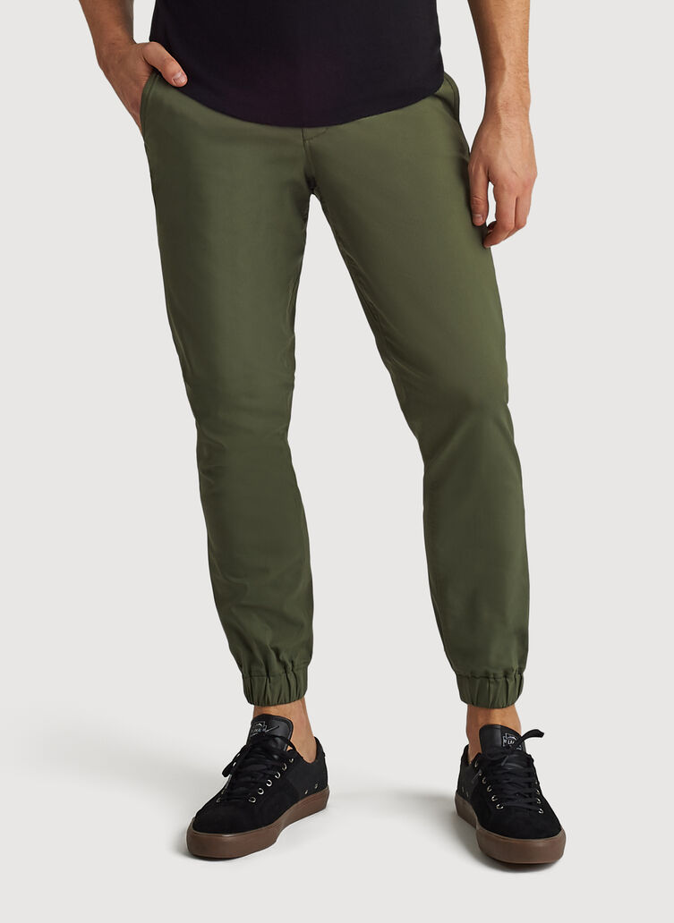 Commute Joggers | Navigator Collection, Field | Kit and Ace