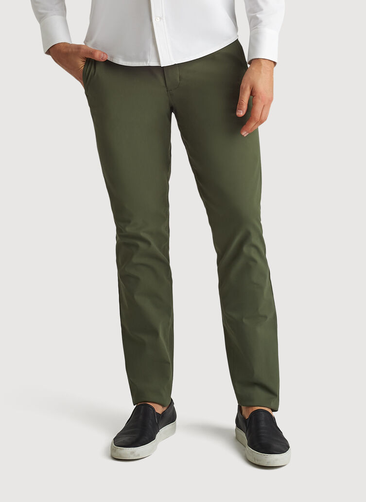 Commute Pants Standard Fit, Field | Kit and Ace