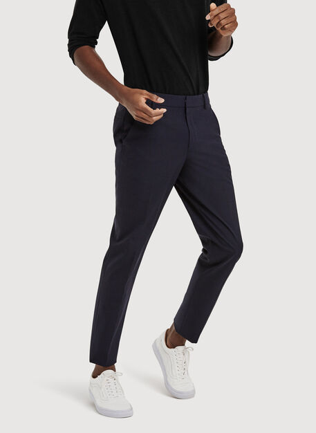 The Main Trousers, Dark Navy | Kit and Ace
