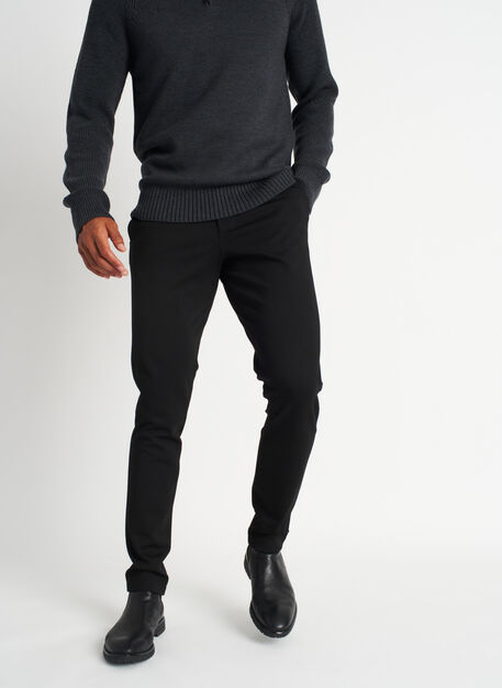 Comfort Pants, Black | Kit and Ace