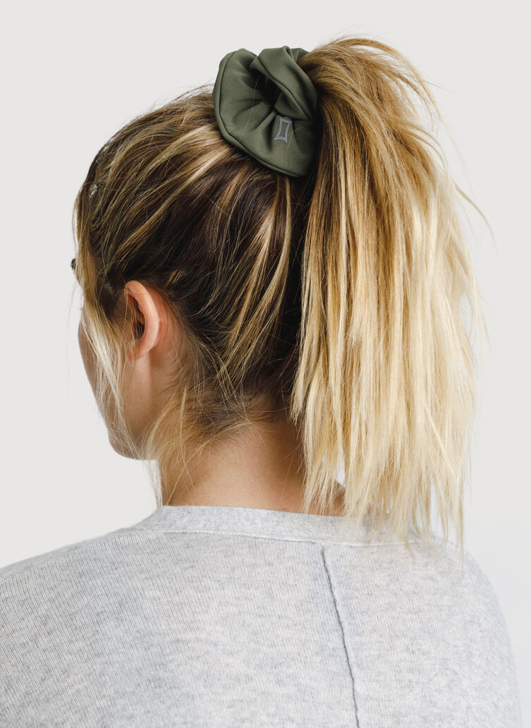 The Office Scrunchie, Field | Kit and Ace