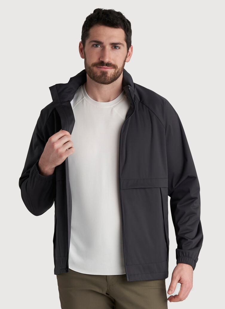 Stash and Dash Jacket, KNA Black | Kit and Ace