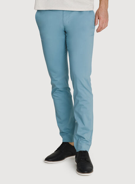 Navigator Stretch Trouser 2.0, Smoke Blue | Kit and Ace