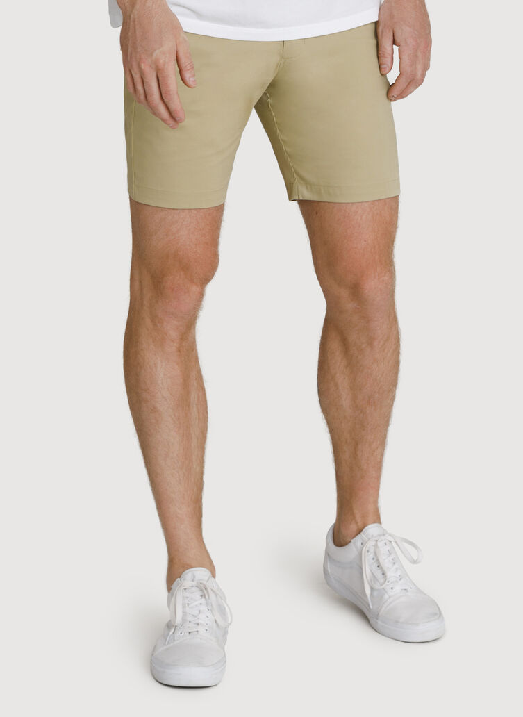 Navigator Stretch Short 2.0, Sahara | Kit and Ace