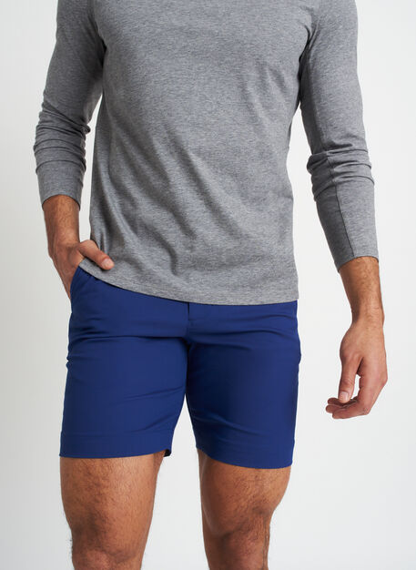 Full Potential Shorts 8 Inches | Navigator Collection, Deep Blue | Kit and Ace