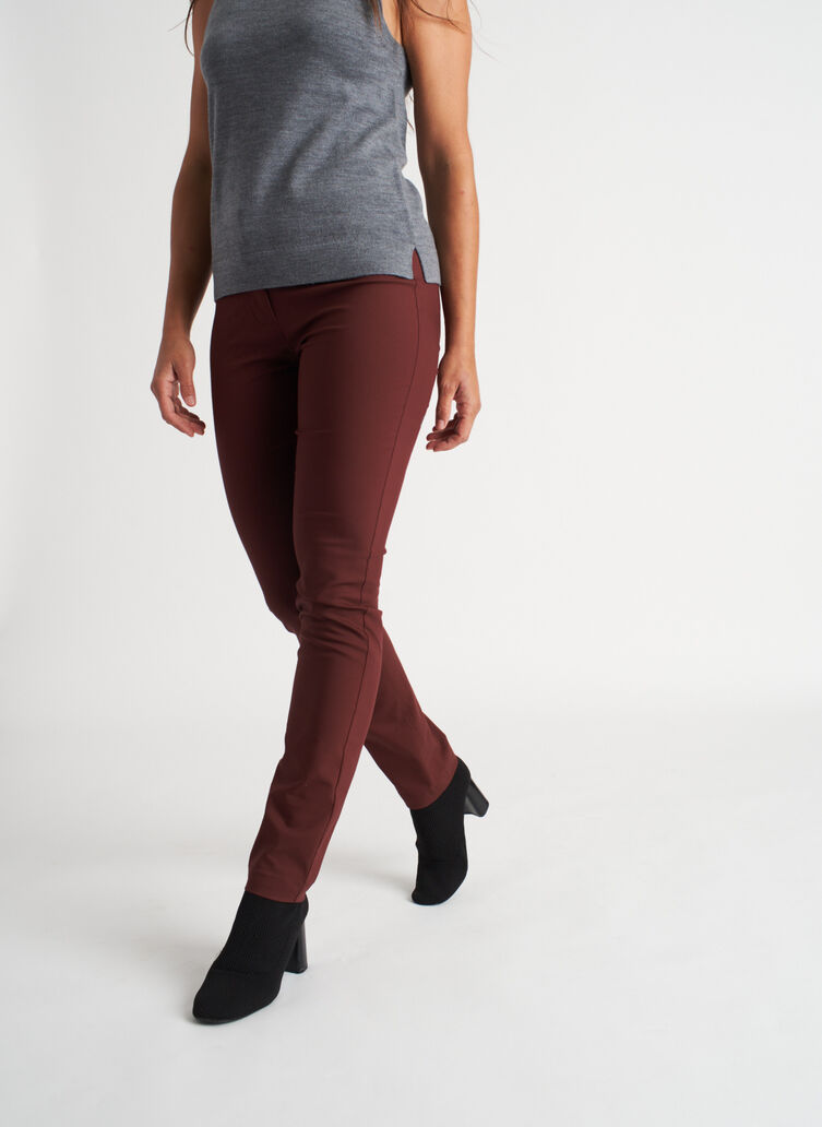Modern Pants | Navigator Collection, Cherrywood | Kit and Ace