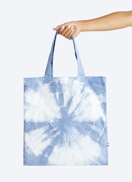 Tie Dye Tote, Tie Dye Blue | Kit and Ace