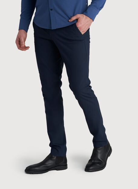 Commute Pant Slim Fit, DARK Navy | Kit and Ace