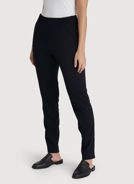 The Office Pant, BLACK | Kit and Ace