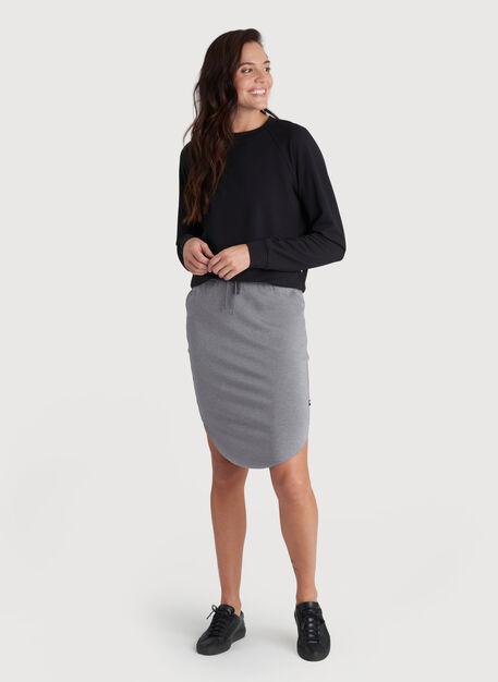 Brushing Up Skirt, Heather Shade | Kit and Ace