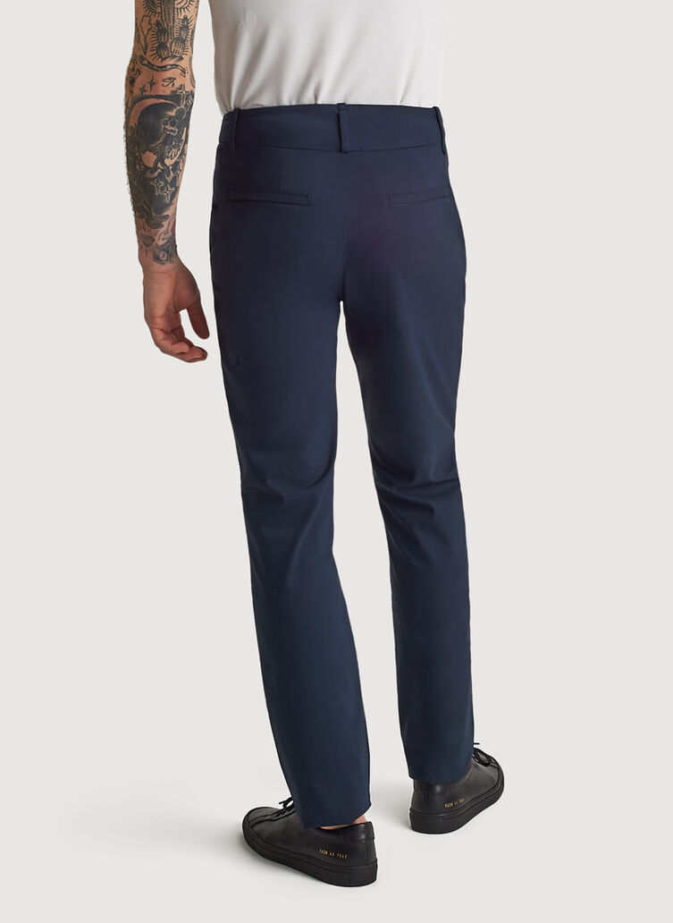 Navigator Commute Pant Standard Fit, DK Navy | Kit and Ace