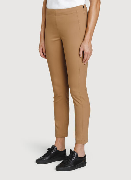 Navigator Classic Ankle Pant, Toffee | Kit and Ace