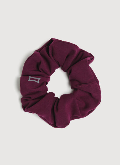 The Office Scrunchie, Dark Plum | Kit and Ace