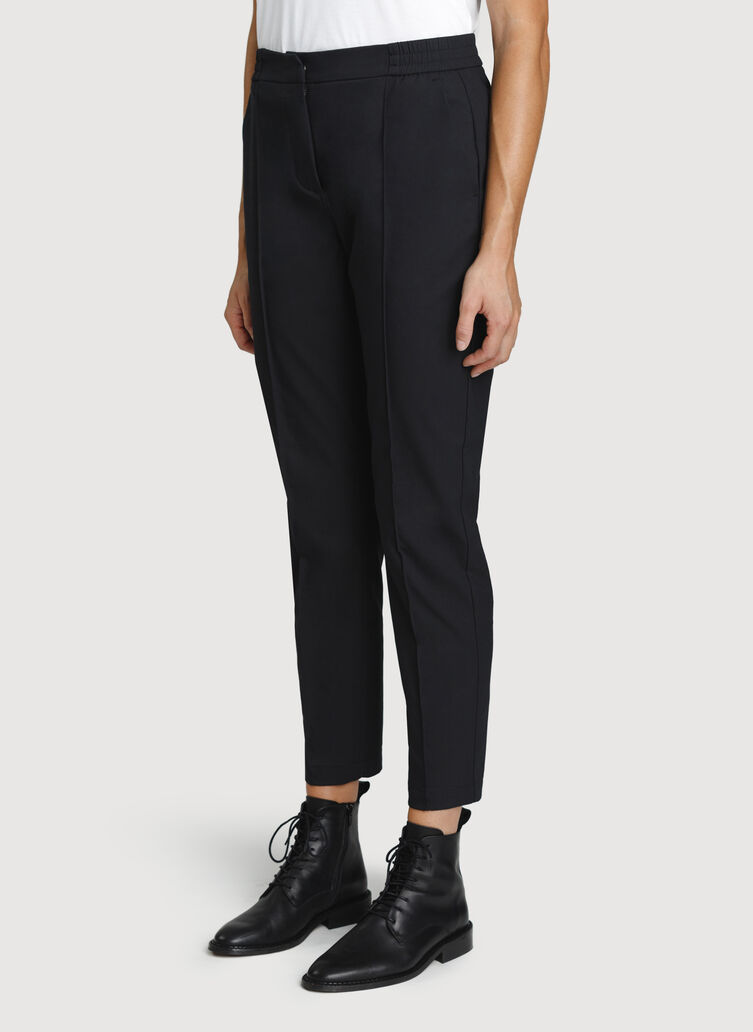 Navigator On The Go Ankle Pant, BLACK | Kit and Ace
