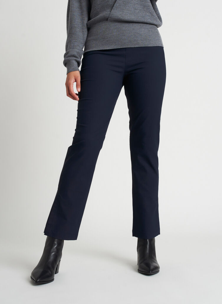 Go On Ankle Pants | Navigator Collection, Dark Navy | Kit and Ace