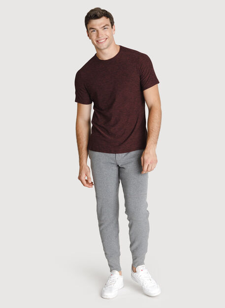 Rec Leisure Pant, HTHR GREY | Kit and Ace