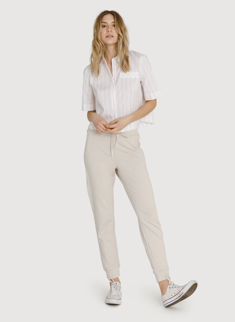 Terry Pull-on Pant, Aran | Kit and Ace