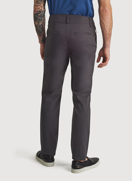 Navigator Commute Pant Standard Fit, Charcoal | Kit and Ace