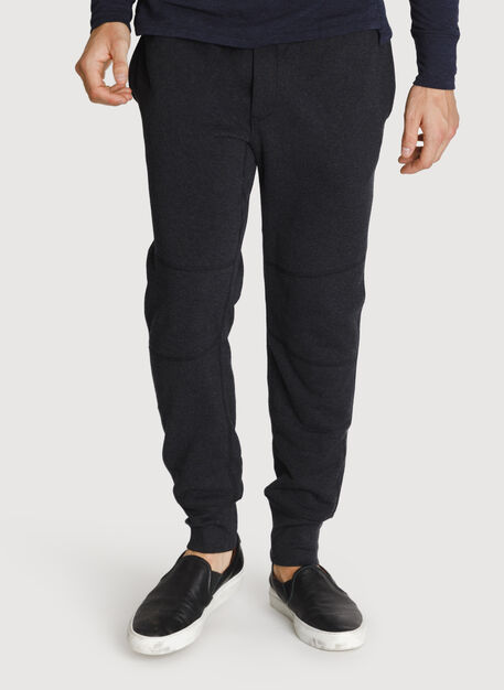 Rec Leisure Pant, HTHR Black | Kit and Ace