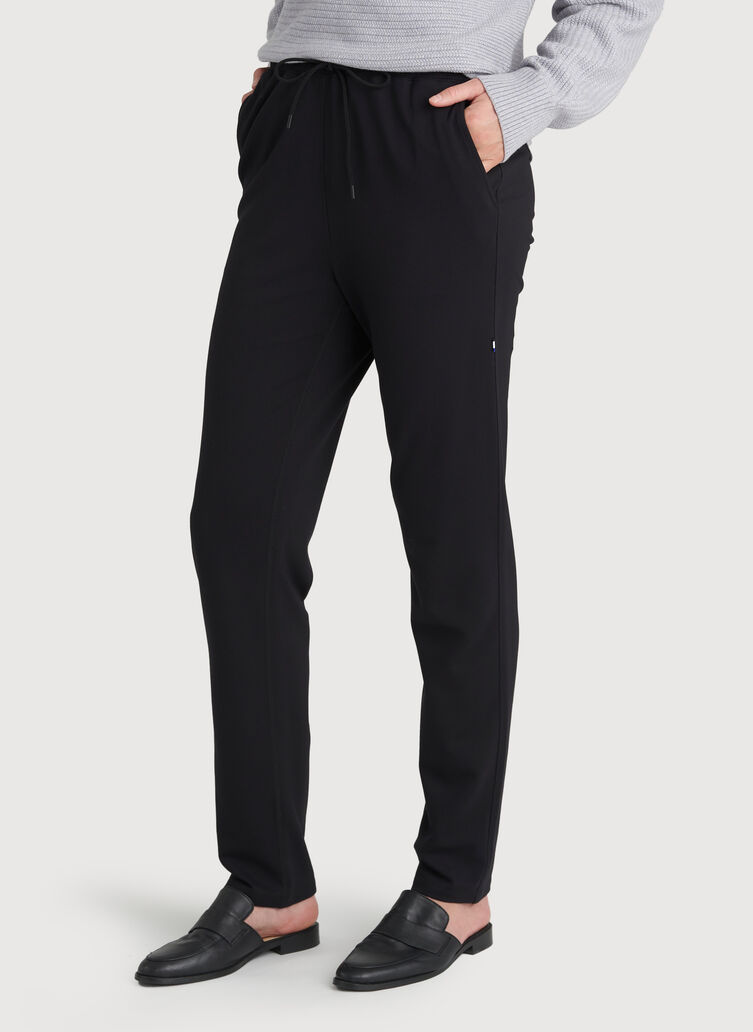 Made to Move Pants, Black | Kit and Ace
