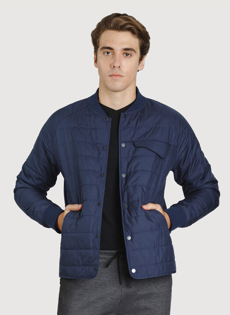 Gear Up Jacket, DK Navy | Kit and Ace