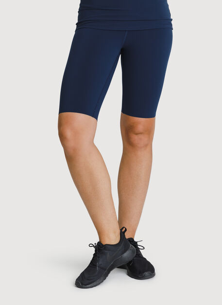 The Base Short 10 Inch, DK Navy | Kit and Ace